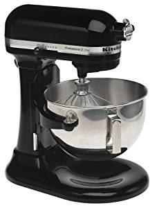 KitchenAid Professional 5 Plus Series Stand Mixers -Onyx Black